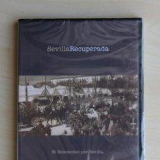 Series de TV: SEVILLA RECUPERADA 8. EL SEISCIENTOS POR SEVILLA. (DVD) - ARTESEROS, FERNANDO. Lote 126336042