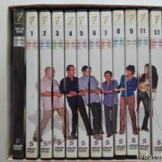 Series de TV: SERIE 7 SIETE VIDAS. TERCERA TEMPORADA - DVD. Lote 126987543