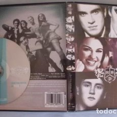 Series de TV: REBELDE ¿QUE HAY DETRÁS DE RBD? DVD DURACIÓN 90 MINUTOS. Lote 127134659