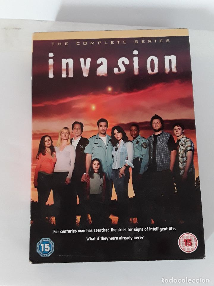 INVASION-THE COMPLETE SERIES 2005-6 DVD-INGLES- (Series TV en DVD)