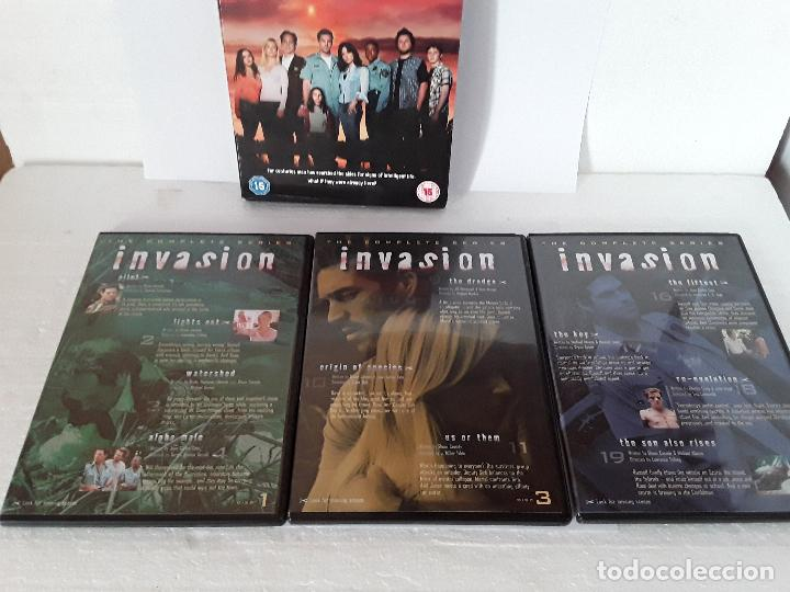 Series de TV: INVASION-THE COMPLETE SERIES 2005-6 DVD-INGLES- - Foto 2 - 127772099