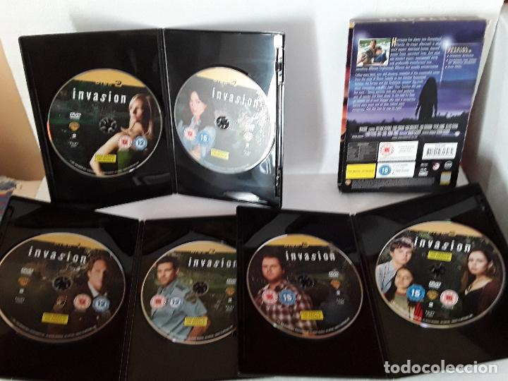 Series de TV: INVASION-THE COMPLETE SERIES 2005-6 DVD-INGLES- - Foto 4 - 127772099