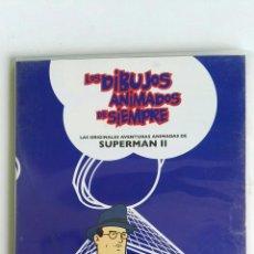 Series de TV: LOS DIBUJOS ANIMADOS DE SIEMPRE SUPERMAN II DVD. Lote 127898452