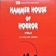 Series de TV: HAMMER HOUSE OF HORROR VOL.1 - 7 EPISODIOS. Lote 128082955