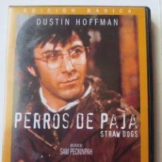 Cine: PERROS DE PAJA (1971) (DVD). Lote 128236735