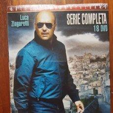 Cine: COMISARIO MONTALBAN (SERIE COMPLETA). Lote 128258915