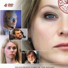 Series de TV: BORGEN TEMPORADA 3 COMPLETA . Lote 128340943