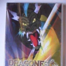 Series de TV: DRAGONES Y MAZMORRAS DIBUJOS ANIMADOS DVD VOL.5. Lote 128360495