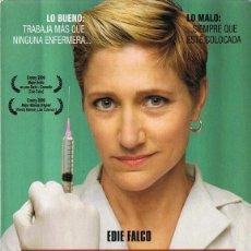 Series de TV: NURSE JACKIE TEMPORADA 1 ( 3 DVD). Lote 128646651