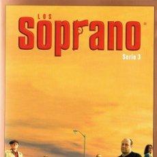 Series de TV: LOS SOPRANO SERIE 3 . Lote 128704123