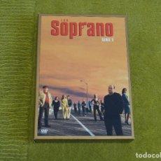 Series de TV: LOS SOPRANO TEMPORADA 3 DVD. Lote 128888247