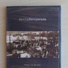 Series de TV: SEVILLA RECUPERADA 5. TIEMPO DE REVISTA. (DVD) - ARTESEROS, FERNANDO. Lote 129526824