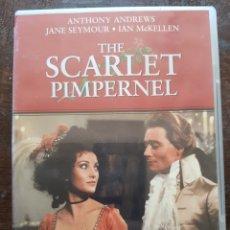 Series de TV: LA PIMPINELA ESCARLATA. MINI SERIE. JANE SEYMOUR. IAN MCKELLEN. EN INGLÉS. Lote 129591075
