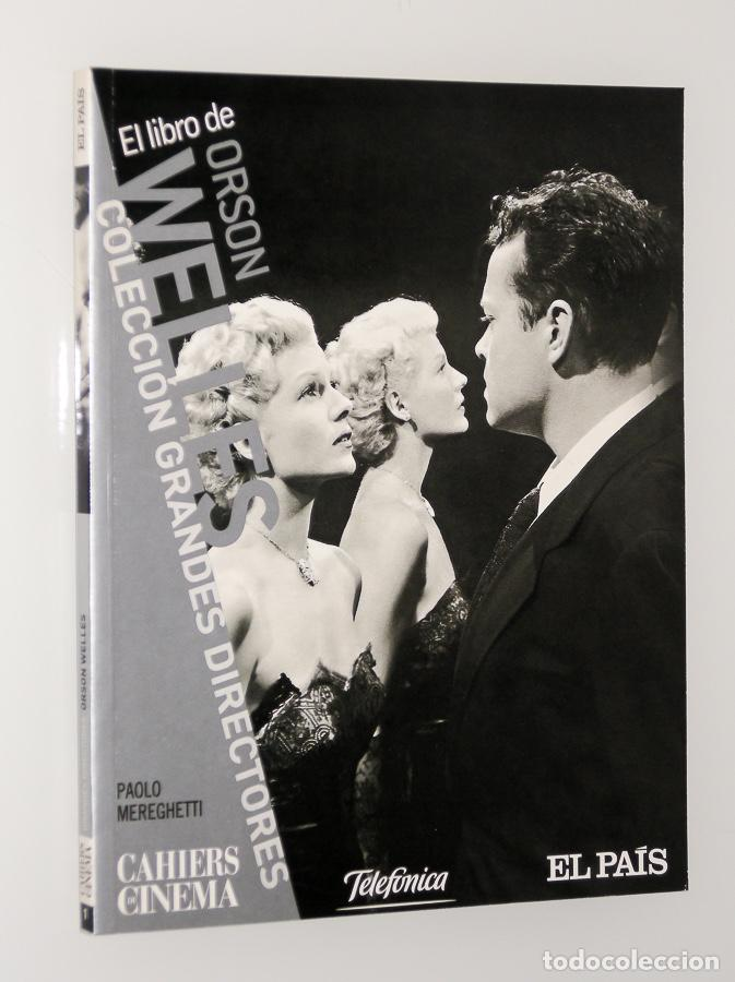 Series de TV: ORSON WELLS - COLECCIÓN GRANDES DIRECTORES Nº1 - LIBRO + DVD CIUDADANO KANE - Foto 4 - 129655239