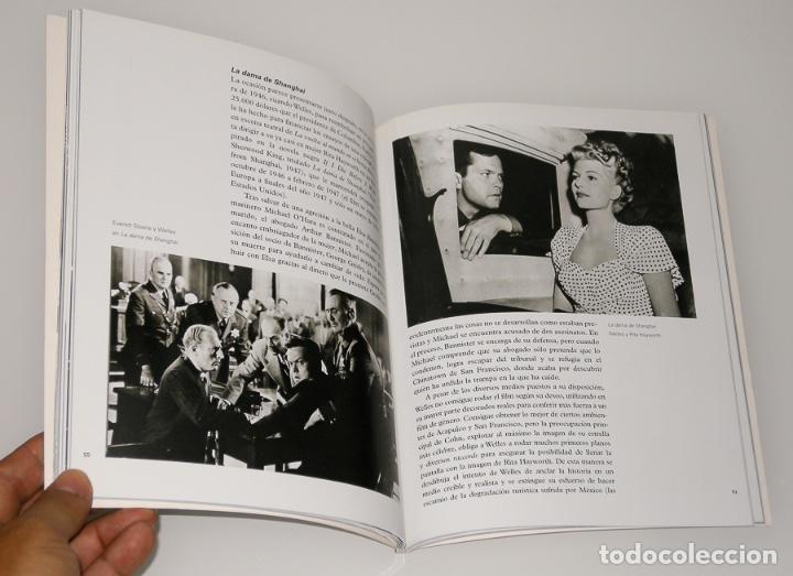 Series de TV: ORSON WELLS - COLECCIÓN GRANDES DIRECTORES Nº1 - LIBRO + DVD CIUDADANO KANE - Foto 5 - 129655239