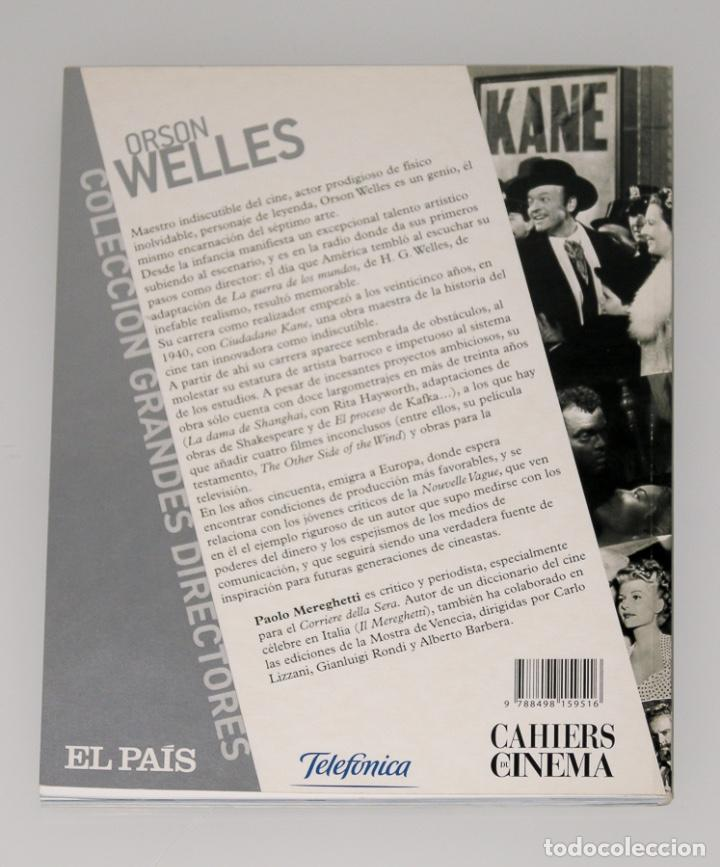 Series de TV: ORSON WELLS - COLECCIÓN GRANDES DIRECTORES Nº1 - LIBRO + DVD CIUDADANO KANE - Foto 7 - 129655239