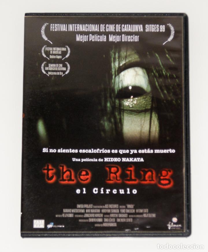 THE RING - DVD SLIM (Series TV en DVD)