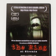 Series de TV: THE RING - DVD SLIM. Lote 129658731