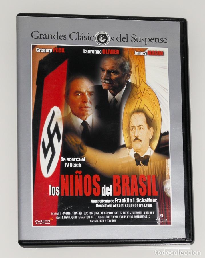 LOS NIÑOS DEL BRASIL - DVD (Series TV en DVD)