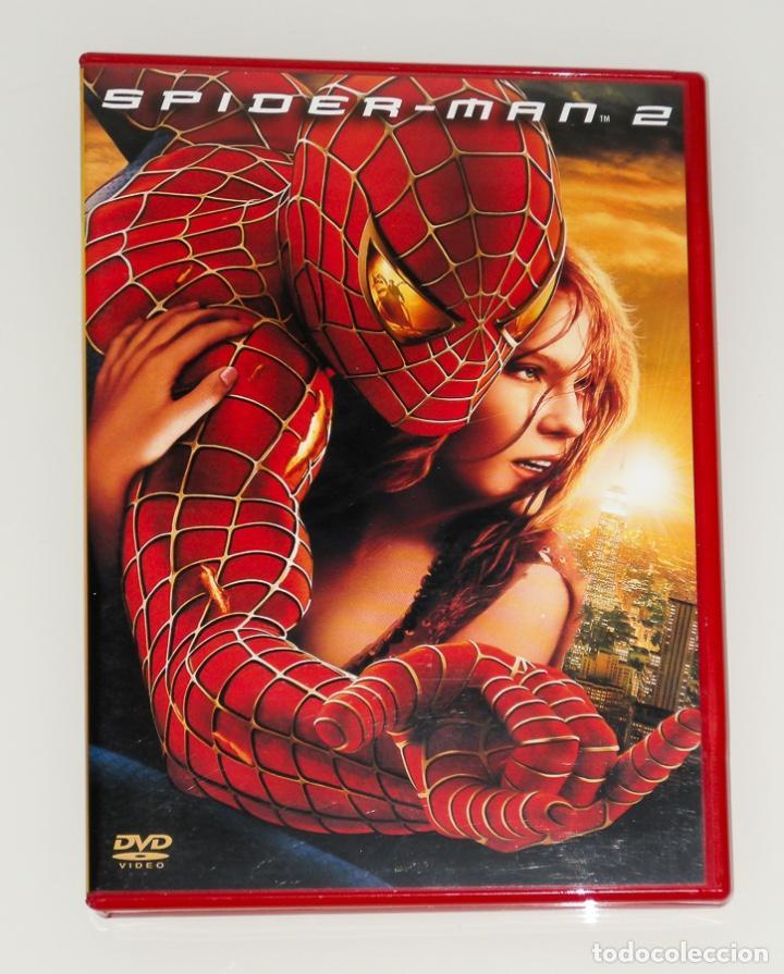 SPIDERMAN 2 - EXTRAS - DOS DISCOS DVD (Series TV en DVD)