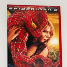 Series de TV: SPIDERMAN 2 - EXTRAS - DOS DISCOS DVD. Lote 129659959