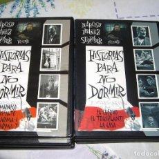 Cine: HISTORIAS PARA NO DORMIR.6 VOLUMENES .COMPLETA.. Lote 130057823