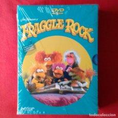Series de TV: SERIE FRAGGLE ROCK. TEMPORADA 2. 4 DVD-24 EPISODIOS. JIM HENSON (PRECINTADO). Lote 130545718