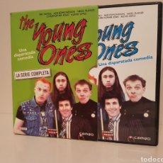 Cine: THE YOUNGS ONES.UNA DISPARATADA COMEDIA.SERIE COMPLETA.(2 DVD'S). Lote 130579400