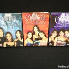 Series de TV: DVD - SERIE TV EMBRUJADAS - 1ª, 2ª, Y 3ª TEMPORADA - IDIOMA ESPAÑOL / INGLES. Lote 135558166