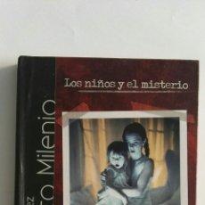 Series de TV: LOS NIÑOS Y EL MISTERIO DVD CUARTO MILENIO. Lote 130943419