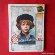 Series de TV: CELIA. 2 DVD COMPLETA. JOSE LUIS BORAU. ELENA FORTUN. ANA DUATO. AURORA REDONDO (PRECINTADA). Lote 171432350