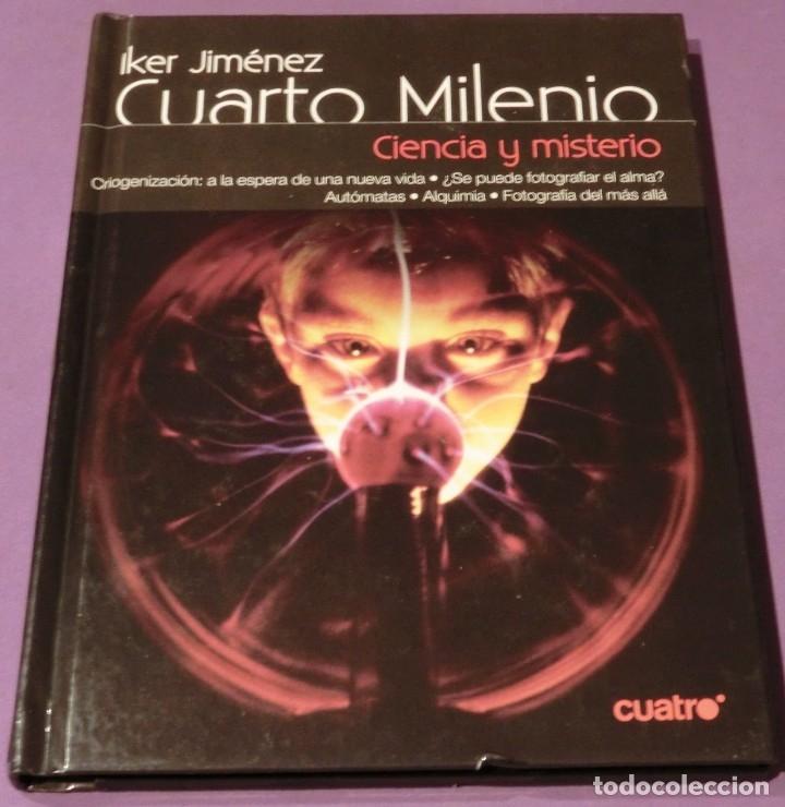 cuarto milenio (25dvd + libros) : serie complet - Comprar Series de ...