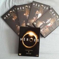 Series de TV: 04-00037 SERIE DVD HEROES TEMPORADA 1. Lote 131514238