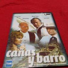 Series de TV: CAÑAS Y BARRO. DVD 1.. Lote 131753687