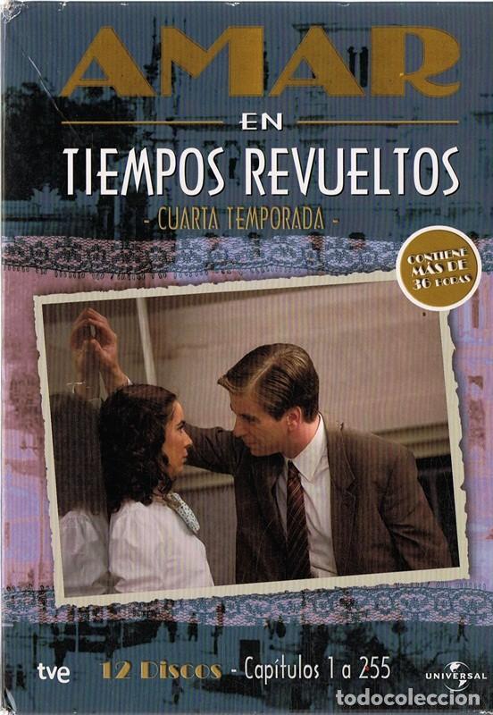 Amar en tiempos revueltos cuarta temporada ( 1 - Vendido en ...