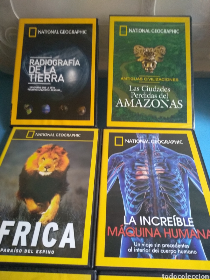 Series de TV: DVDS- documentales National Geographic - Foto 2 - 133012730