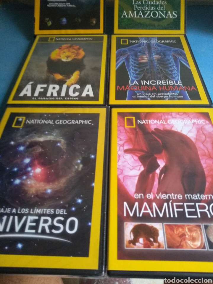Series de TV: DVDS- documentales National Geographic - Foto 3 - 133012730
