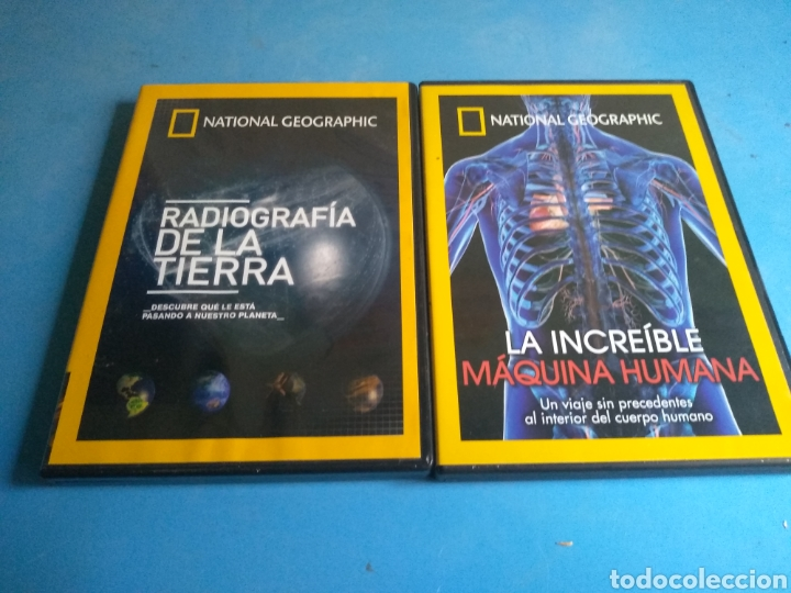 Series de TV: DVDS- documentales National Geographic - Foto 4 - 133012730