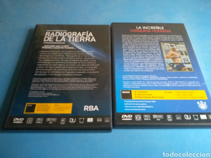 Series de TV: DVDS- documentales National Geographic - Foto 5 - 133012730