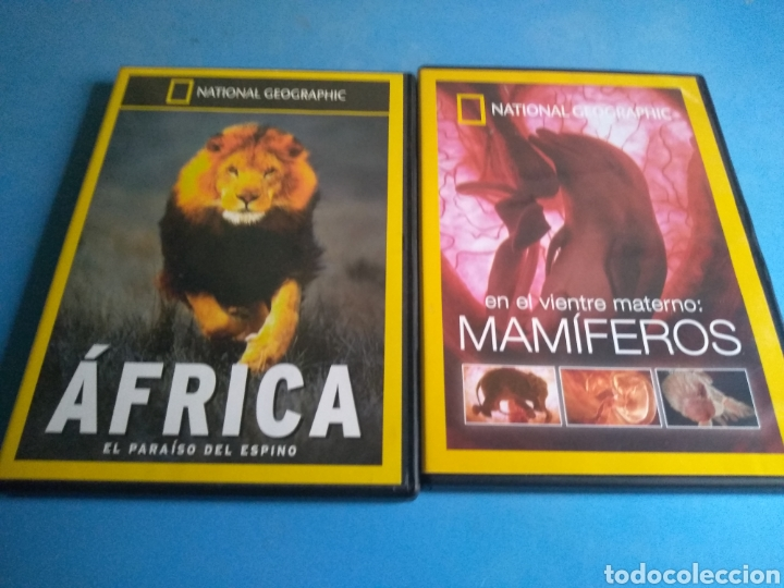 Series de TV: DVDS- documentales National Geographic - Foto 6 - 133012730
