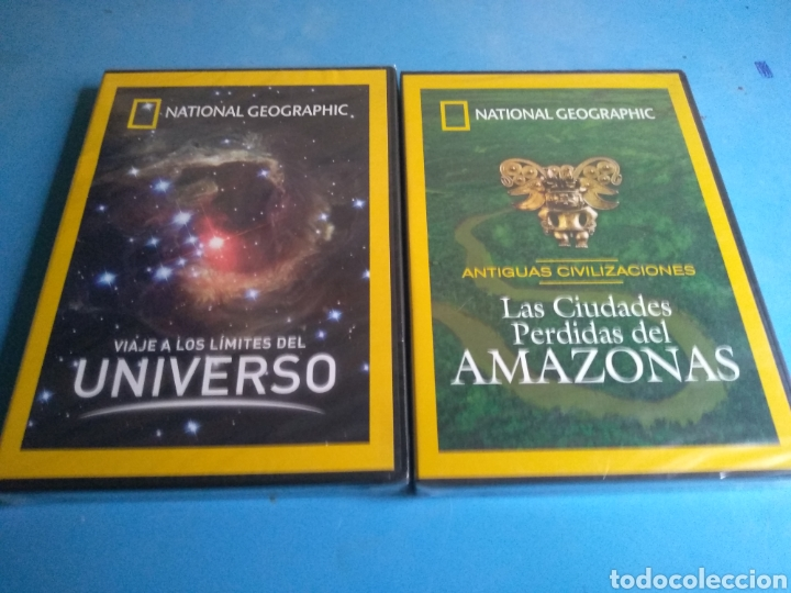 Series de TV: DVDS- documentales National Geographic - Foto 8 - 133012730