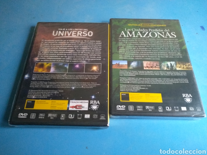 Series de TV: DVDS- documentales National Geographic - Foto 9 - 133012730
