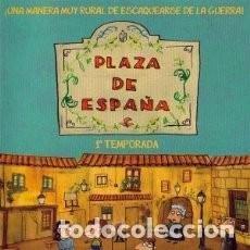 Series de TV: PLAZA DE ESPAÑA * 1ª TEMPORADA * 2-DVD * MUCHACHADA NUI * PRECINTADO. Lote 133023266