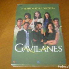 Series de TV: GAVILANES / 1ª TEMPORADA COMPLETA. Lote 133281758