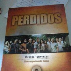 Series de TV: PERDIDOS 2 TEMPORADA ( 6 DVDS ). Lote 133384734