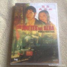 Series de TV: LOS JINETES DEL ALBA DVD DE VICENTE ARANDA **SERIE COMPLETA EN 2 DVD NUEVA Y PRECINTADA**. Lote 140168896