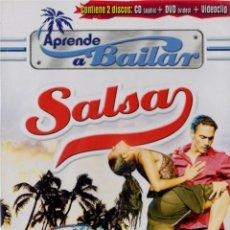 Cine: APRENDE A BAILAR SALSA. Lote 133690539