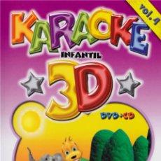 Cine: KARAOKE INFANTIL 3D VOL. 4. Lote 133690639