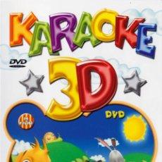 Cine: KARAOKE INFANTIL 3D (ED. CATALANA). Lote 133690643