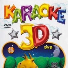 Cine: KARAOKE INFANTIL 3D (ED. CATALANA). Lote 133690647
